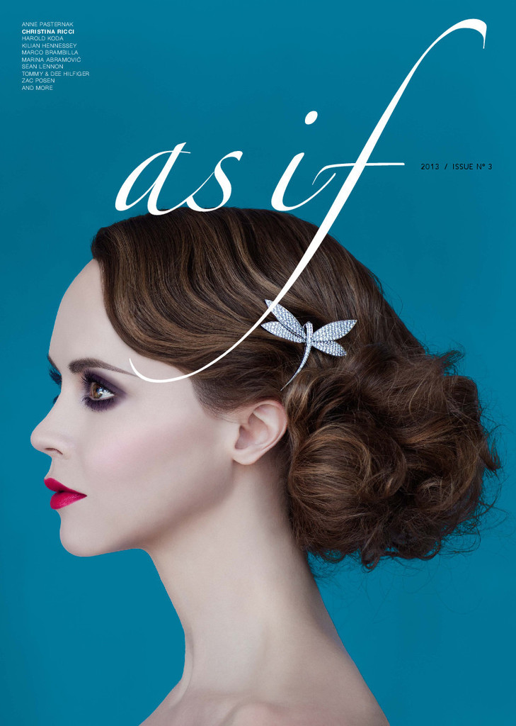 Christina Ricci  - AS IF